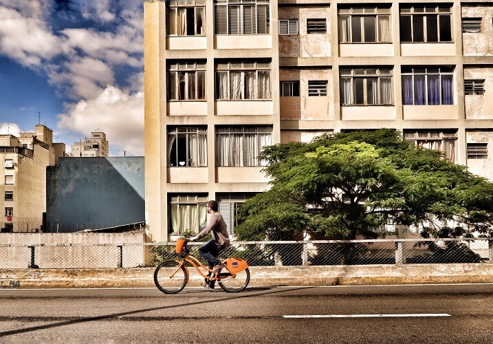 bycicle in life