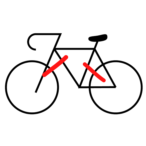 two-lock-bicycle