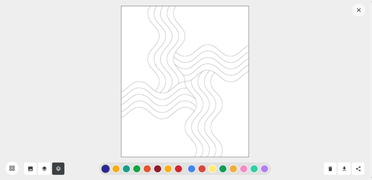 Google Arts & Culture Art Coloring Book 1