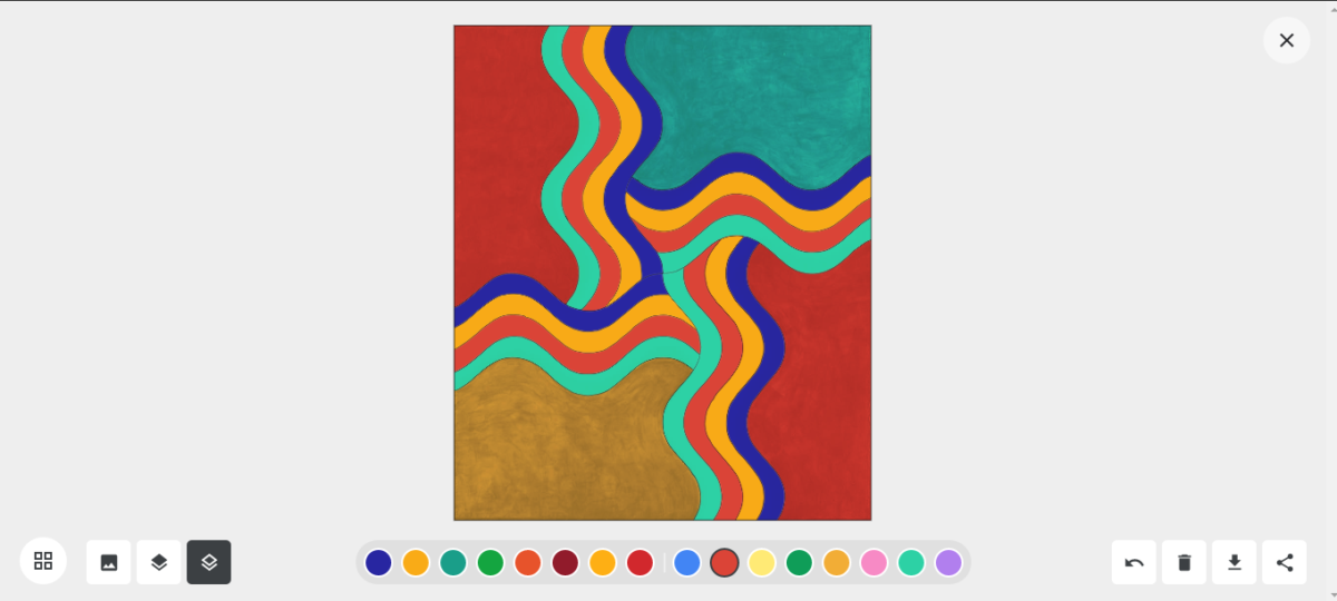 Google Arts & Culture Art Coloring Book 2